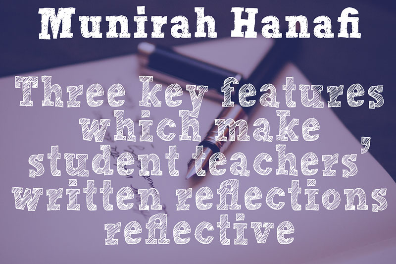 Our SIG Day speakers – Munirah Hanafi