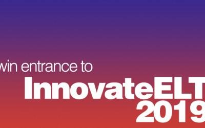 #TDSIG #COMPETITION: InnovateELT 2019