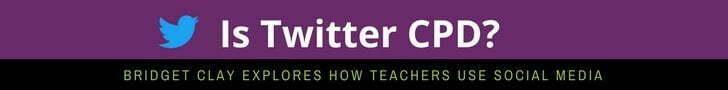 Is Twitter CPD-