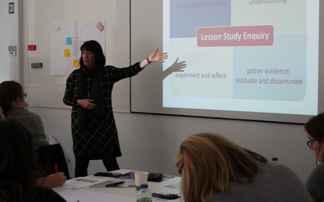 Does Lesson Study work? A look at the new EEF trial