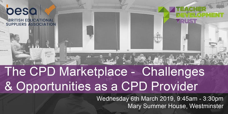 6 important trends affecting every CPD provider in England