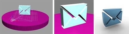 Crear iconos en 3d