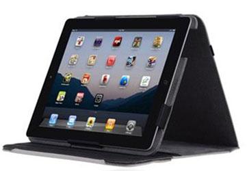 Tablet con funda soporte