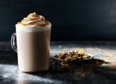 Teavana hot drinks include Coco Caramel Sea Salt Latte.