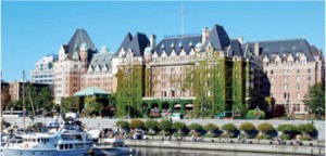 """Fairmont Empress Hotel Victoria, BC - Site of 2014 """"An Occasion for Tea"""""""