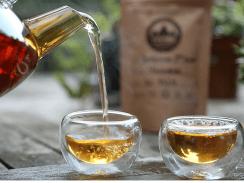 Young Mountain Tea