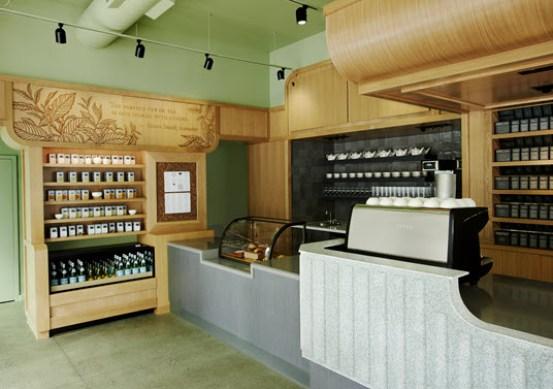 Interior Smith Teamaker Cafe