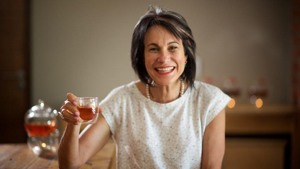 Carmien Tea Founder Mientjie Mouton
