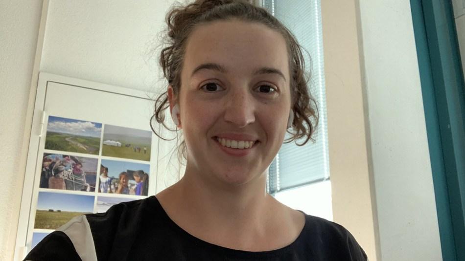 Carolyn Giacomin ETH Zurich