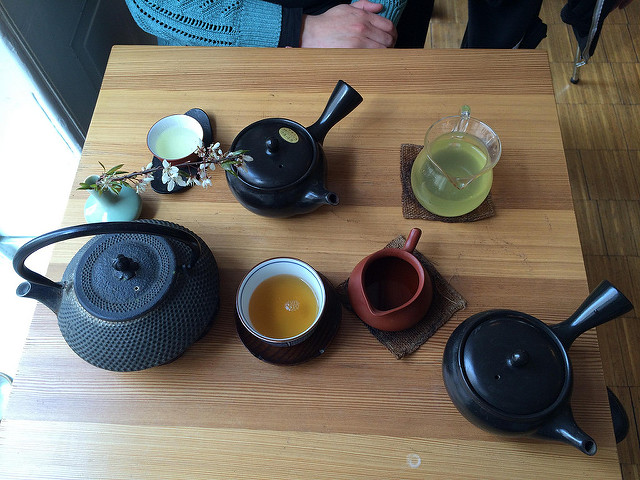 This Japanese Tea Will Help Reduce Stress