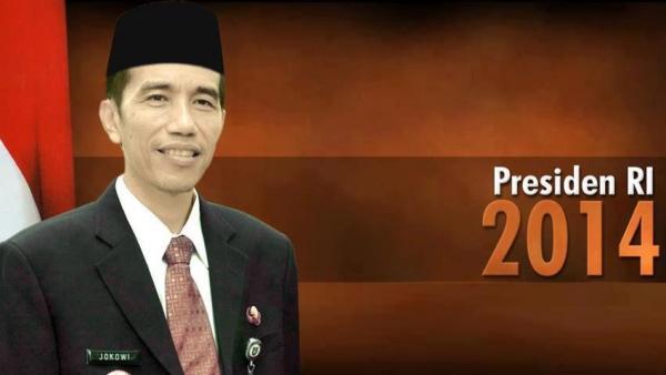 President Elect Joko Widodo