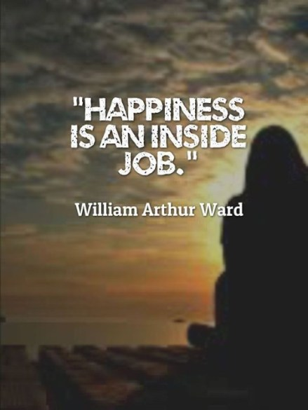 Ward on Happiness