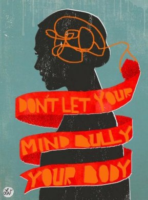 mind bullys your body