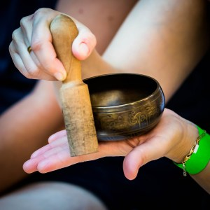 sound therapy, wellness, meditation bowl