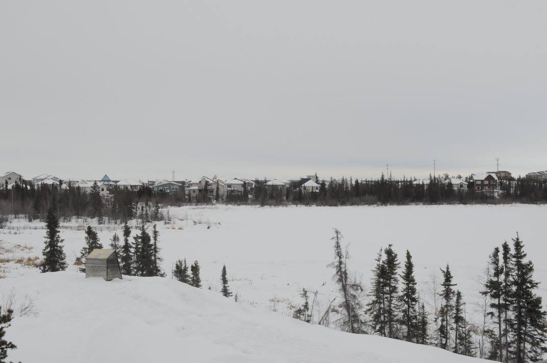 wk 36, Mar 29, light experiment, Yellowknife, photo diary