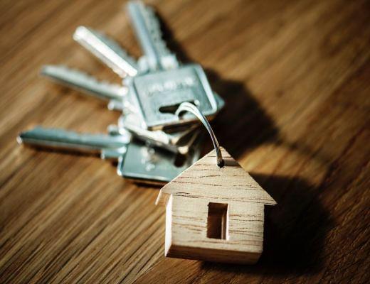house, keys, home, key chain, home sweet home, no place like home