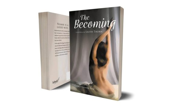 The Becoming, Niamh, romance, novella