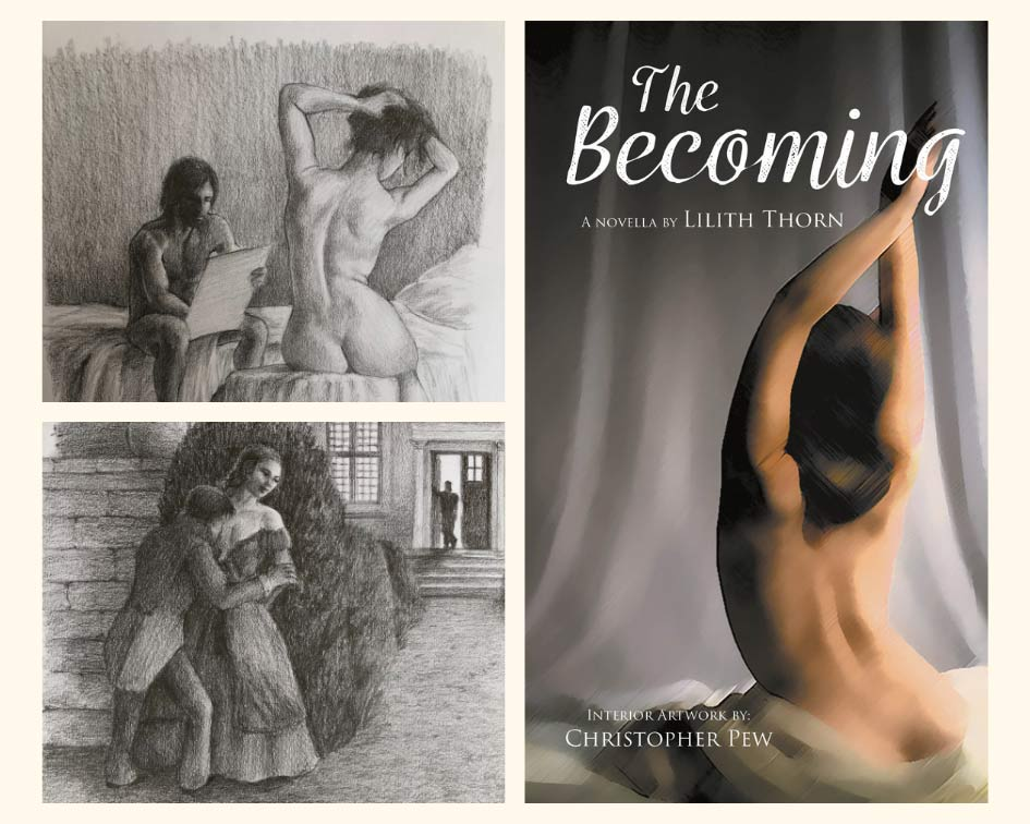 Niamh, The Becoming, novella, romance