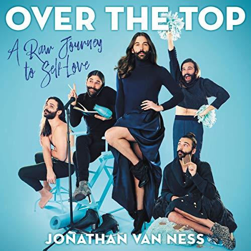 Jonathan Van Ness' book cover, #pride #lgbtq