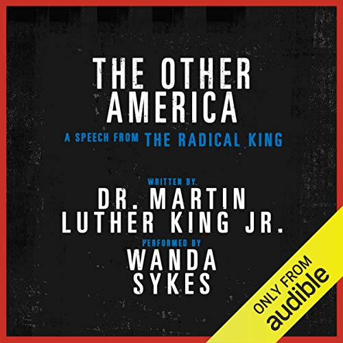 Dr. Martin Luther King Jr.'s speech cover, listen only on Audible