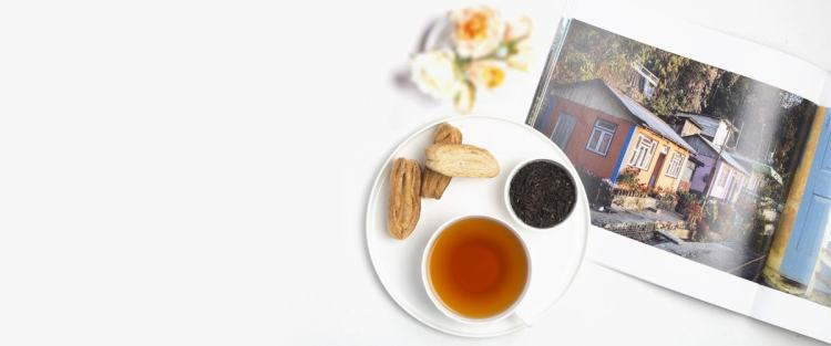 What is the English Breakfast Tea?