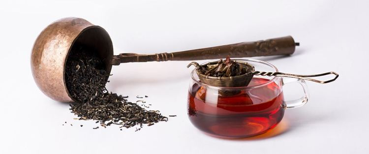 A Brief History of Black Tea