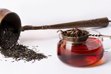 history of black tea