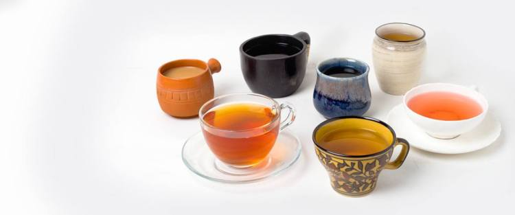 Choosing the perfect cup to serve tea