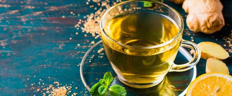 Beginner's Guide to Herbal Teas & It's Health Benefits - Tea 101