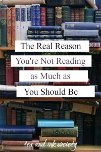This is the real reason people don't read books as much as they should, plus 5 ways to read more as an adult.