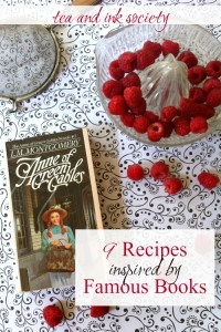 Check out 9 foods from books that you can make at home! These literary recipes will remind you of your favorite food scenes from literature! Try eating them while you read the book.