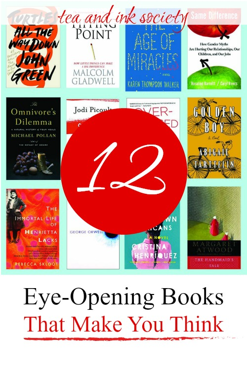 Fiction That Makes You Think About >> 12 Eye Opening Books That Make You Think Fiction Nonfiction Picks