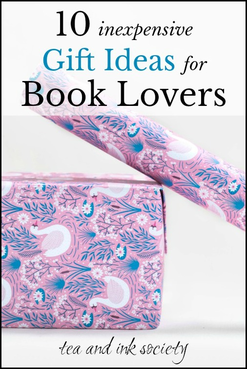 These gifts for bookworms aren't too expensive and aren't too big, so you can easily mail them to a book-loving friend who lives far away!