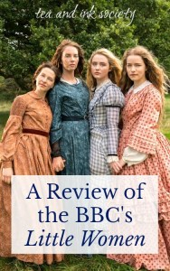As a fan of director Gillian Armstrong's 1994 Little Women, I wasn't sure what to expect with the new BBC Little Womenthat came out on Masterpiece this year. Here's my honest review of the new series, plus how it compares to Louisa May Alcott's original novel. #LittleWomen