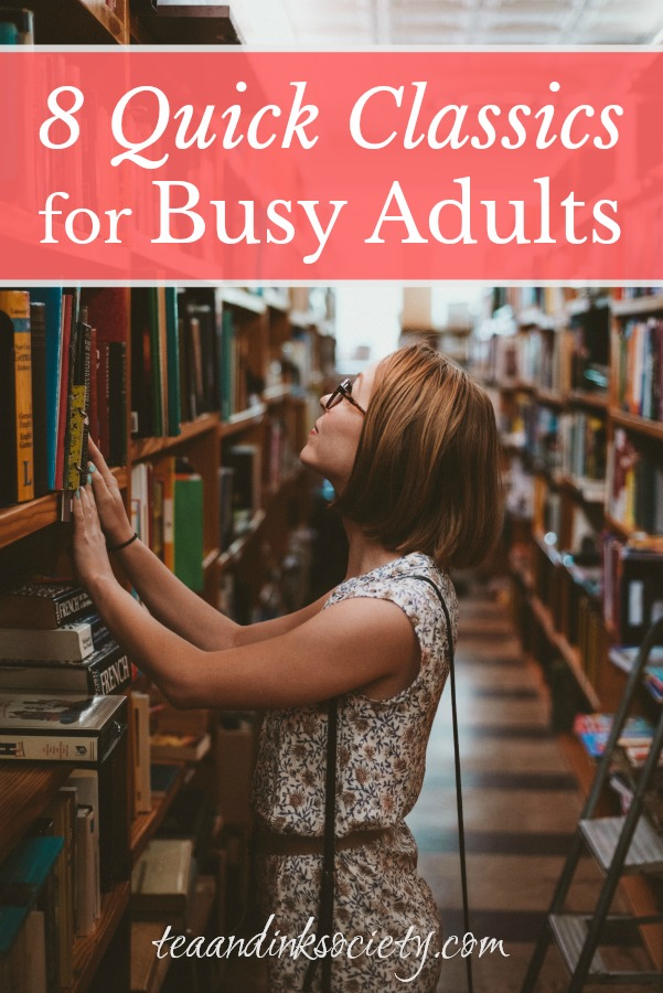 8 Quick Classics for Busy Adults