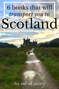 Here's a book list for the lover of all things Scottish! These books set in Scotland will make you feel like you're there, even if a trip to Scotland isn't on your calendar this year. #scotophile #booklists #scotland