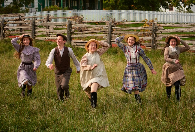 PBS L. M. Montgomery's Anne of Green Gables cast