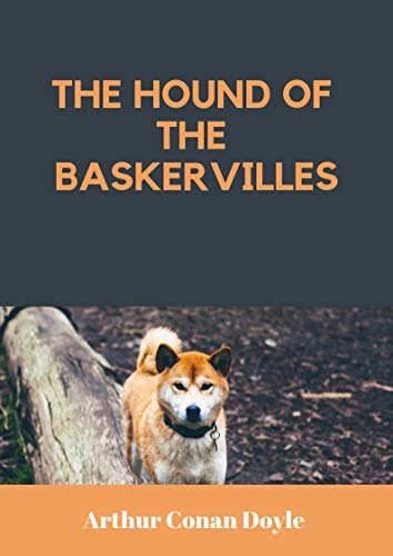 Awful book edition of The Hound of the Baskervilles