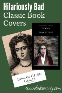 Examples of cheesy book covers