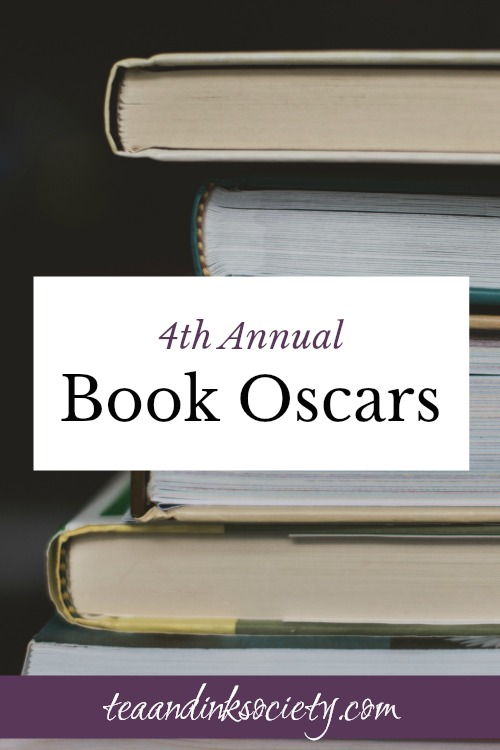 4th Annual Book Oscars (my reading year in review)