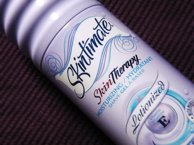 Skintimate Skin Therapy Silky Skin Shave Gel with Moroccan Oil Review