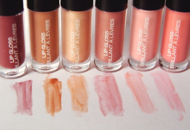 Quo Give Me Some Lip Gloss Set Review & Swatches