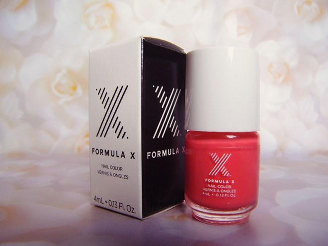 Ipsy June 2015 Formula X Power Source Nail Polish