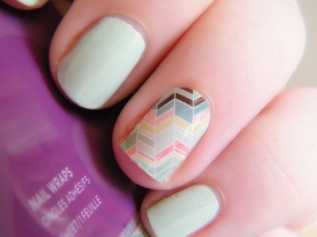 Jamberry Nail Wraps Gelato Review Canada