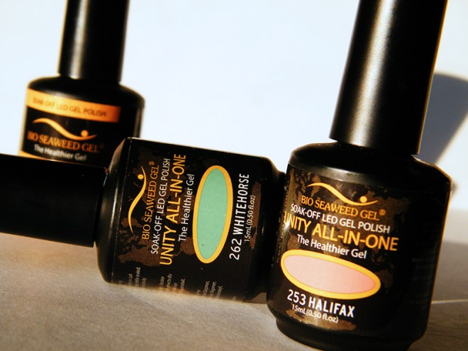 Bio SeaWeed Oil Nail Polish Review 3