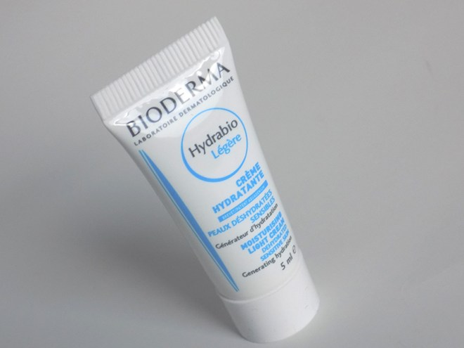 Bioderma Hydrabio Moisturizing Light Cream - Hydration Discovery Kit