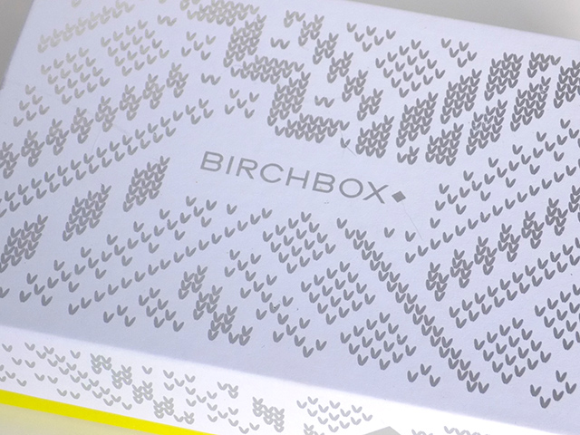 December Birchbox Inspired Nail Art Box