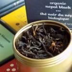 DavidsTea 24 days of tea advent calendar day 10 nepal black