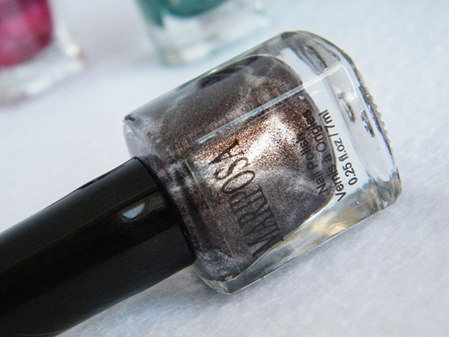 Mariposa Nail Polish Foils Dollarama Brown Polish Bottle