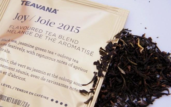 Teavana Joy Tea 2015 Tea Loose Starbucks